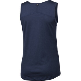 Lundhags Gimmer Top sin Mangas Mujer, deep blue